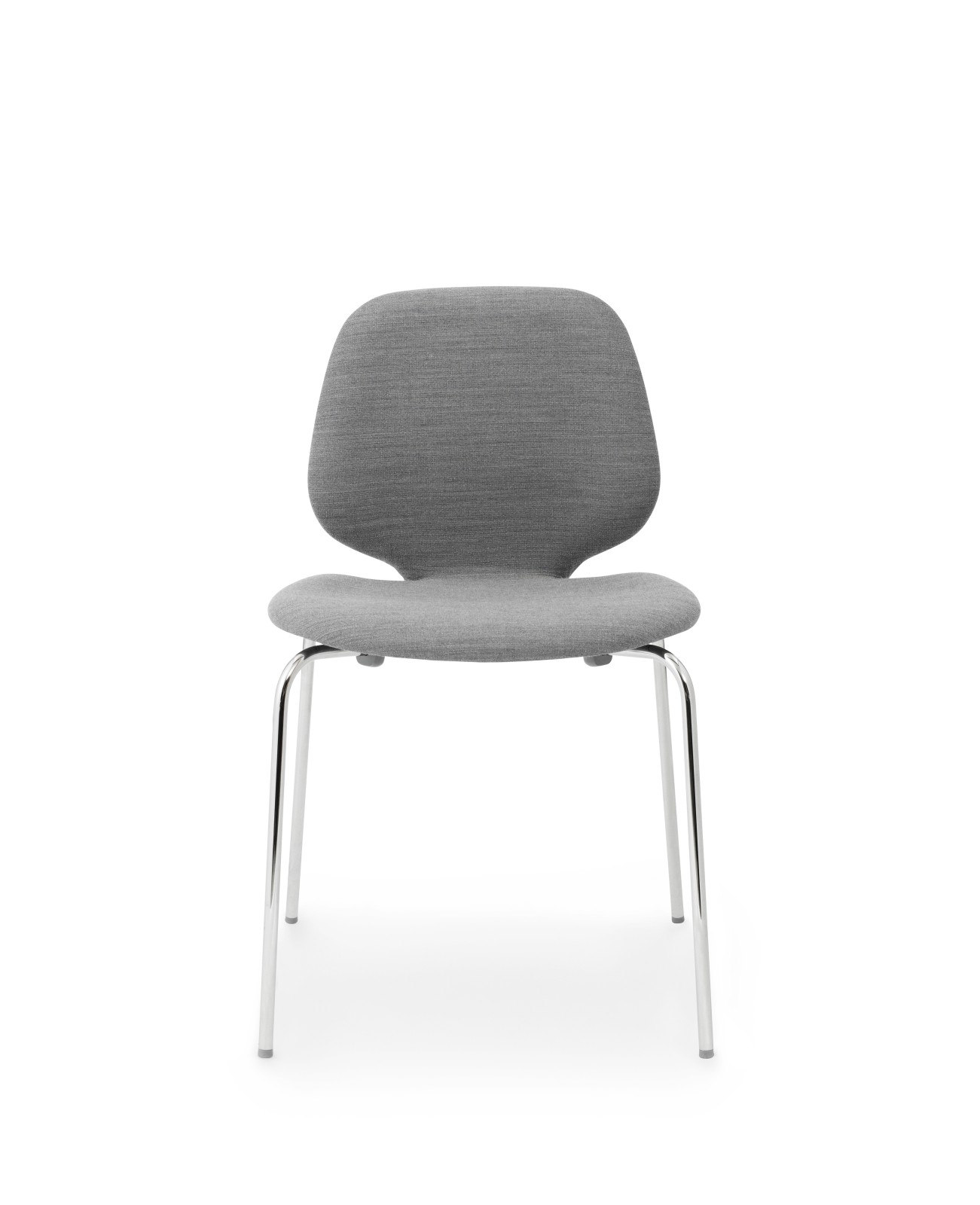 My Chair Upholstered Fame 60005, Silver