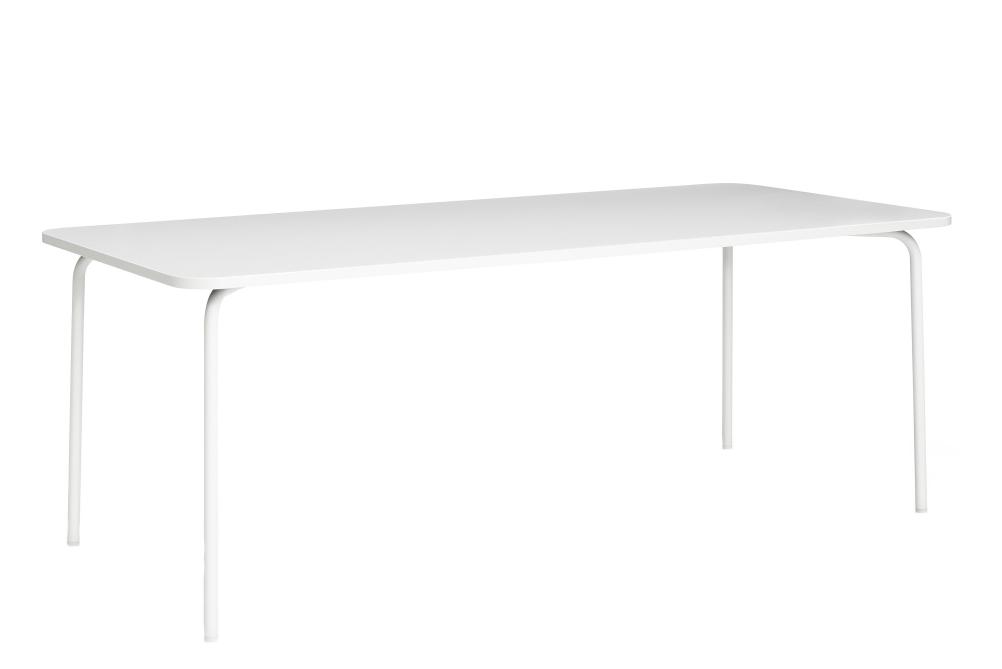 My Table Rectangular White