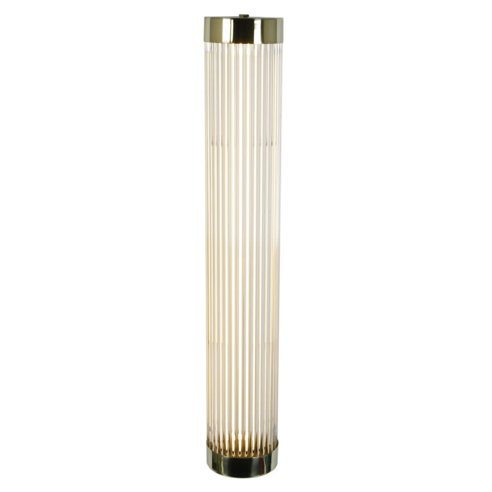 Narrow Pillar Light 7211 (LED) Polished Brass, 60