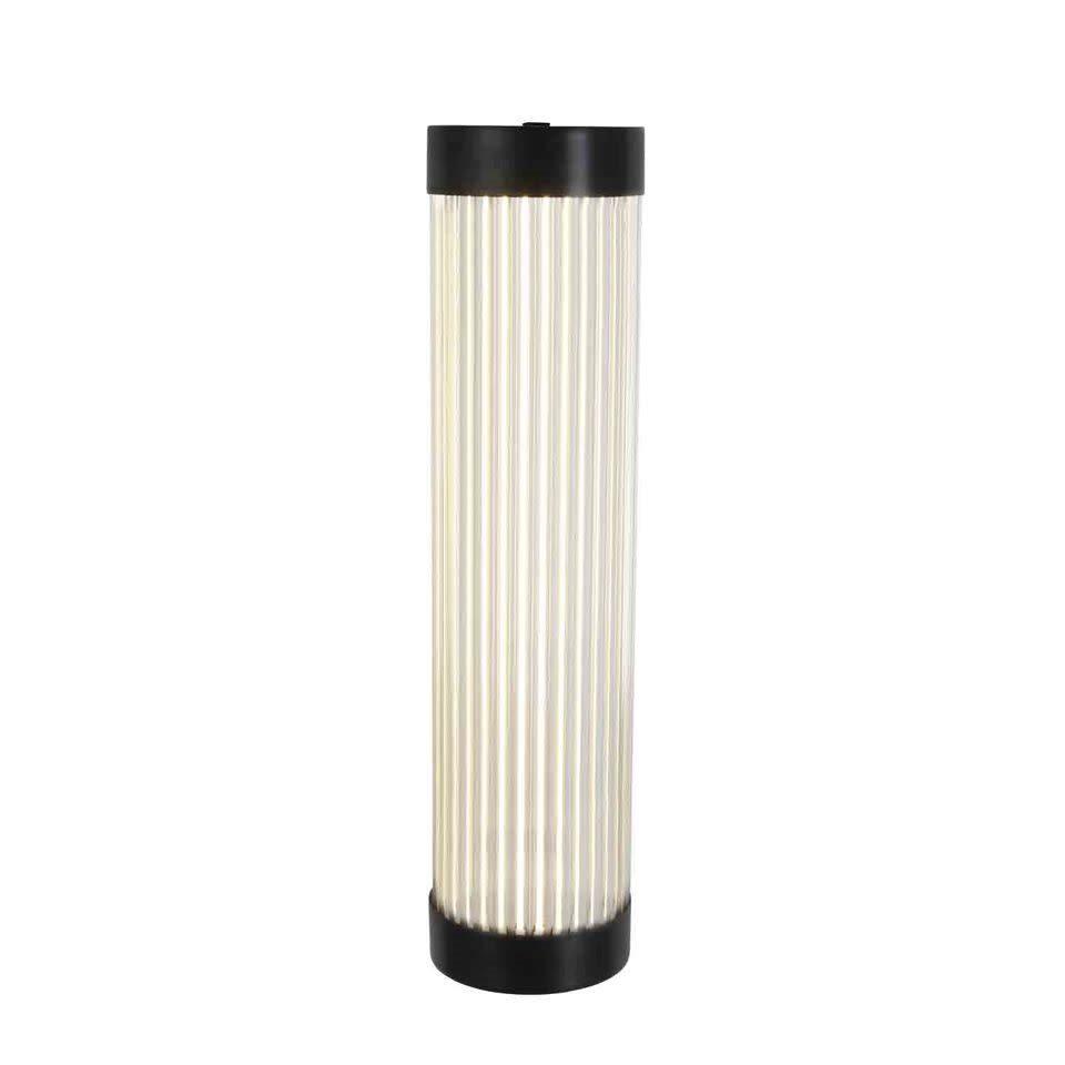 Narrow Pillar Light 7211 (LED) Weathered Brass, 40