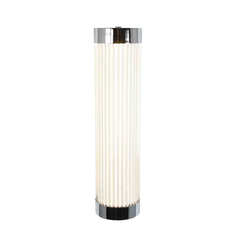 Narrow Pillar Wall Light 7211 Chrome