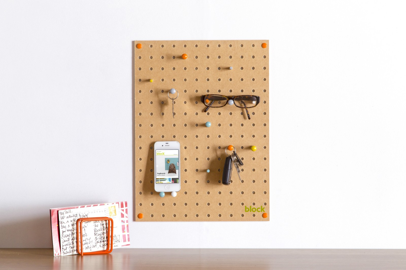 Natural Pegboard Small Natural Pegboard