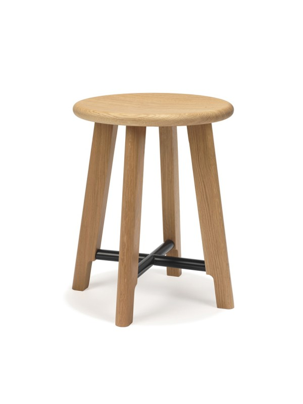 N & C Cross Stool New, Low