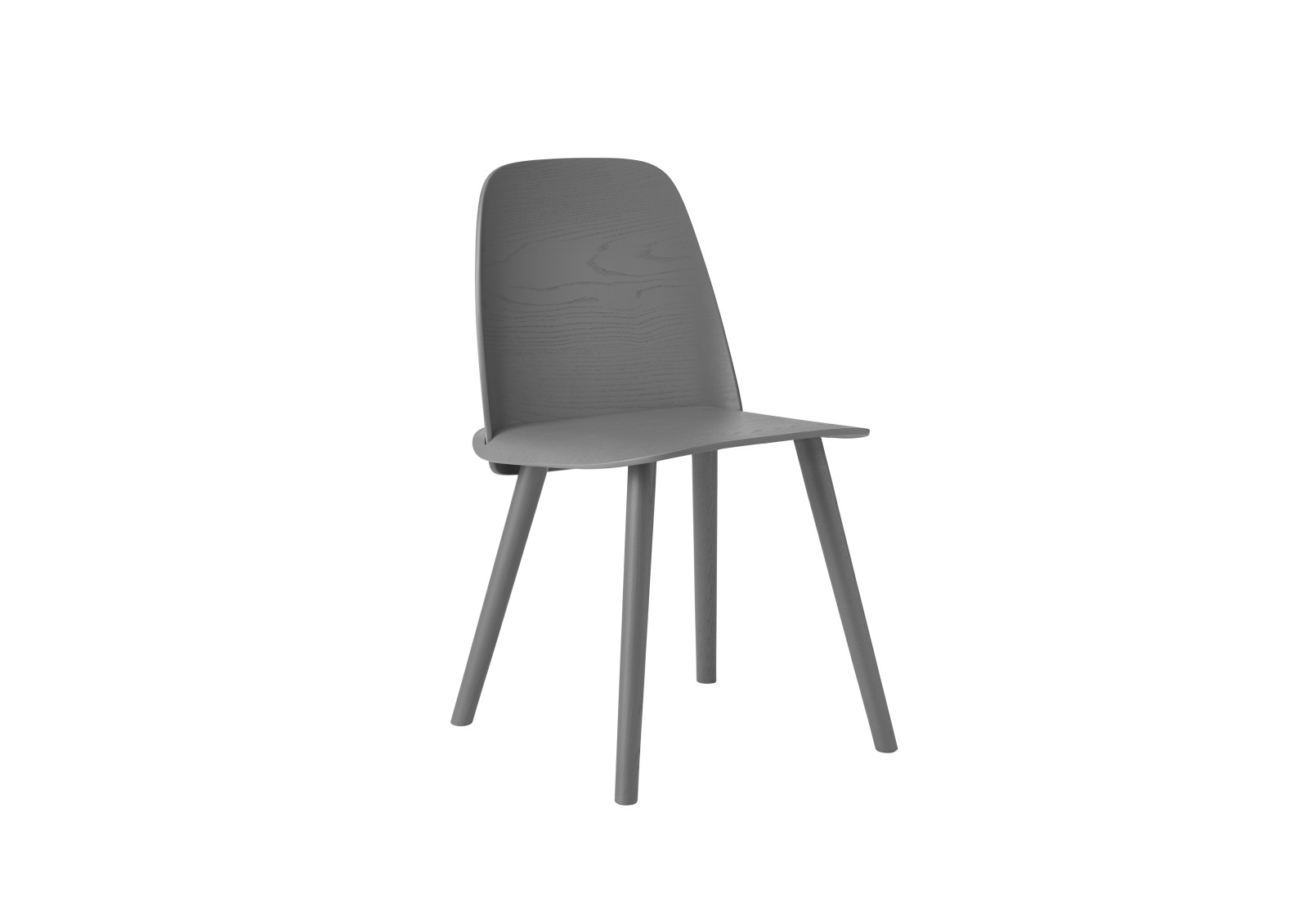 Nerd Chair Dark Grey