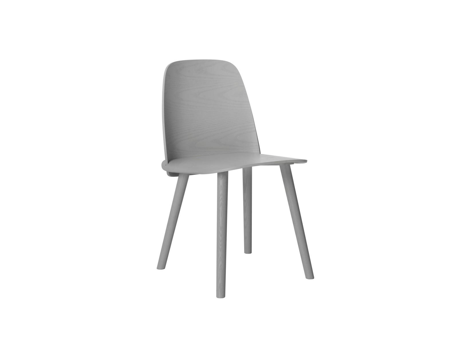 Nerd Chair Grey