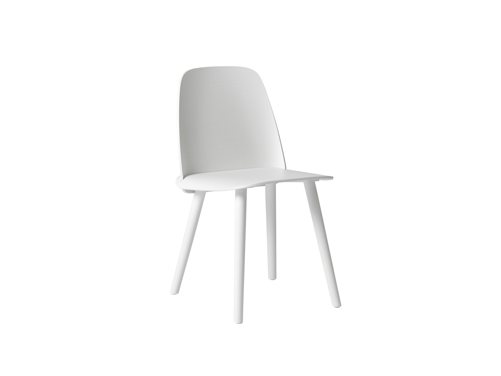Nerd Chair White