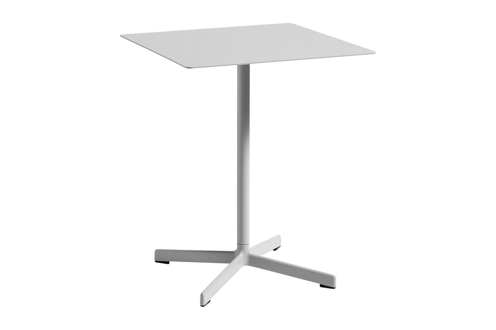 Neu Square Outdoor Table Light Grey