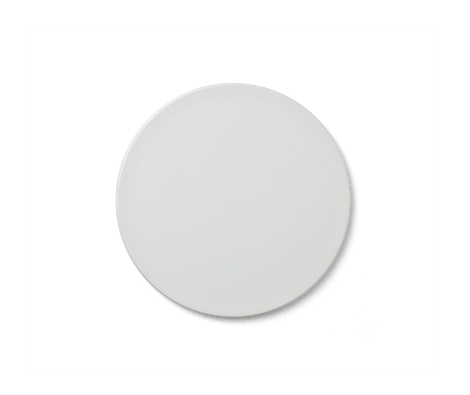 New Norm Plate/Lid - Set of 6 Diameter 13.5, White