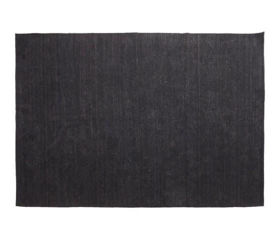 Nomad Rug Black, 200 x 300 cm