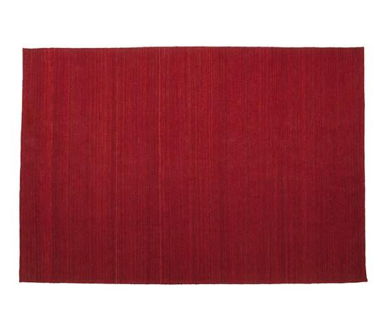 Nomad Rug Deep red, 200 x 300 cm