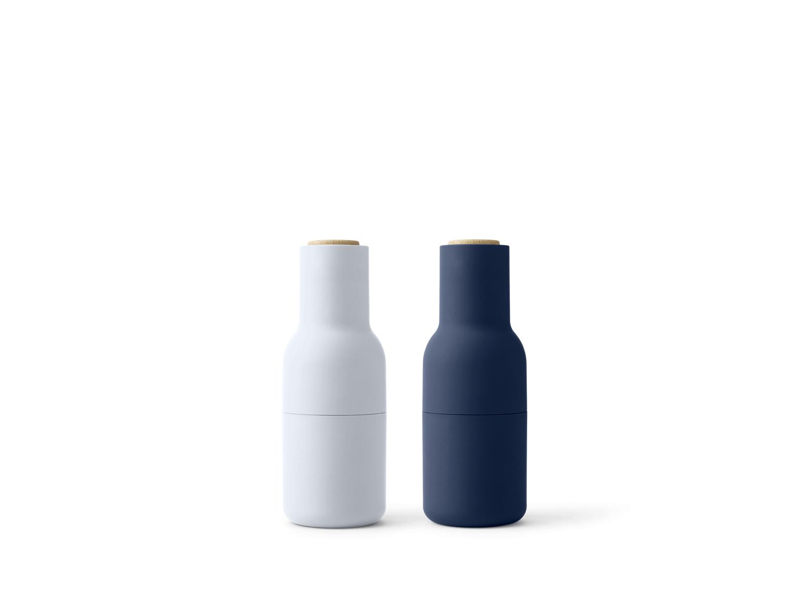 Norm Bottle Grinder Classic Blue