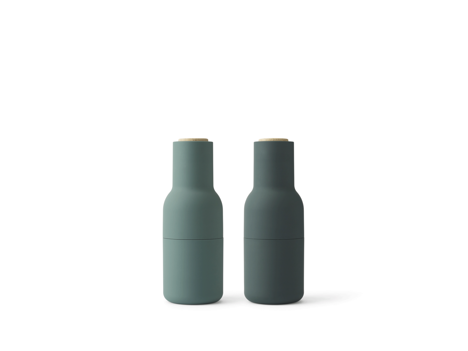 Norm Bottle Grinder Dark Green