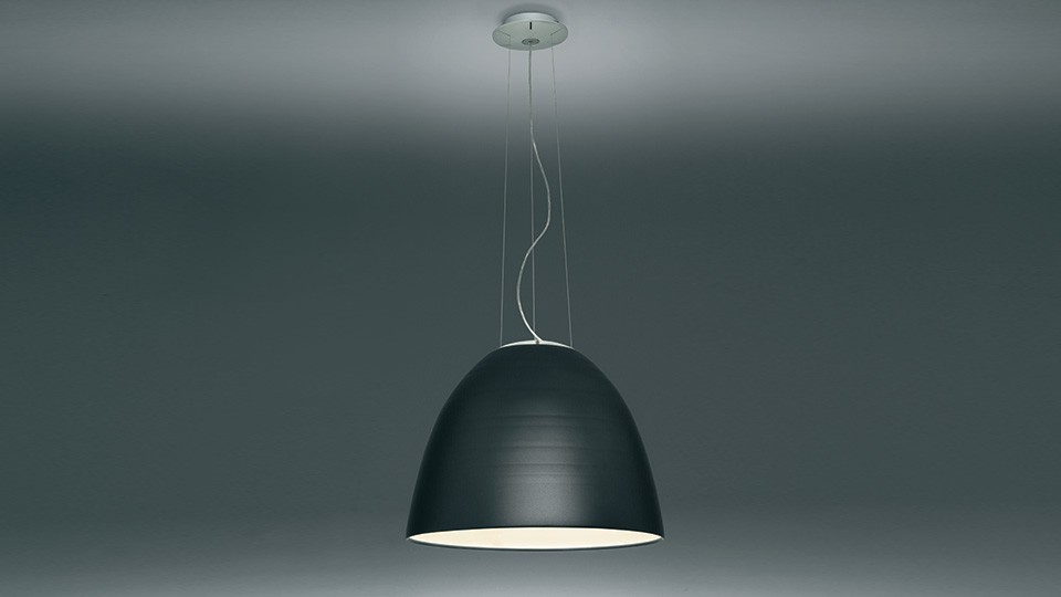 Nur 1618 LED Pendant Light Anthracite Grey