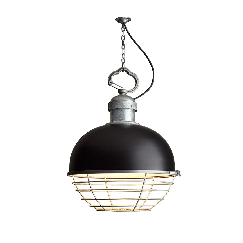 Oceanic Pendant Light Black, Large