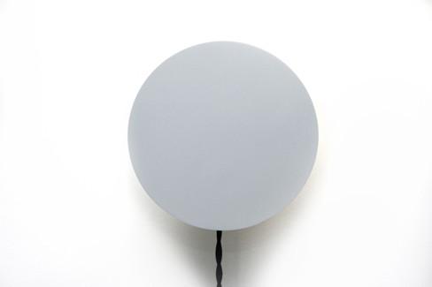 Od Wall Light 18, White, Euro 2 Pin