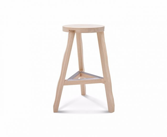 Offcut High Stool Natural