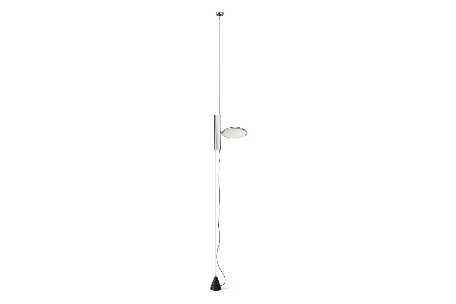OK Pendant Light Chrome