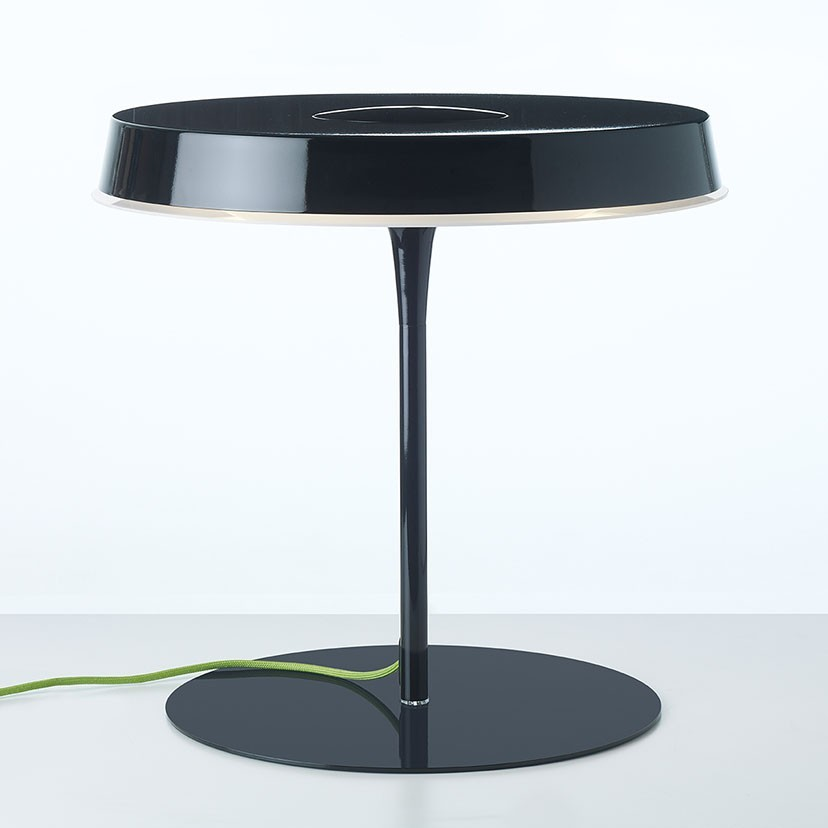 Olsen Table Lamp Shiny Black