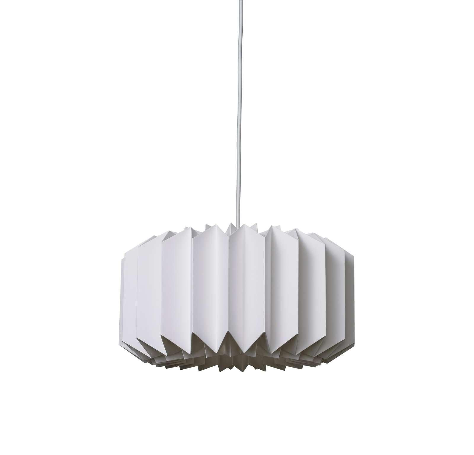 Onefivefour Pendant Light Silk White, Medium