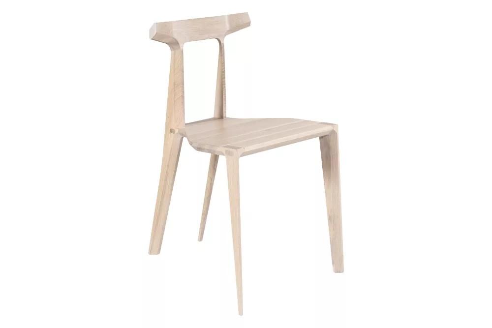 Orca Chair Oak Natural