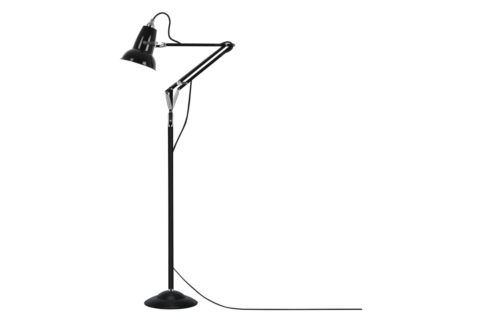 Original 1227 Mini Floor Lamp Jet Black