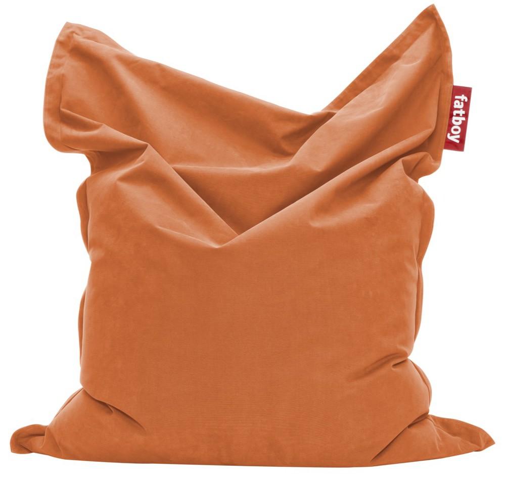 Original Stonewashed Bean Bag Orange