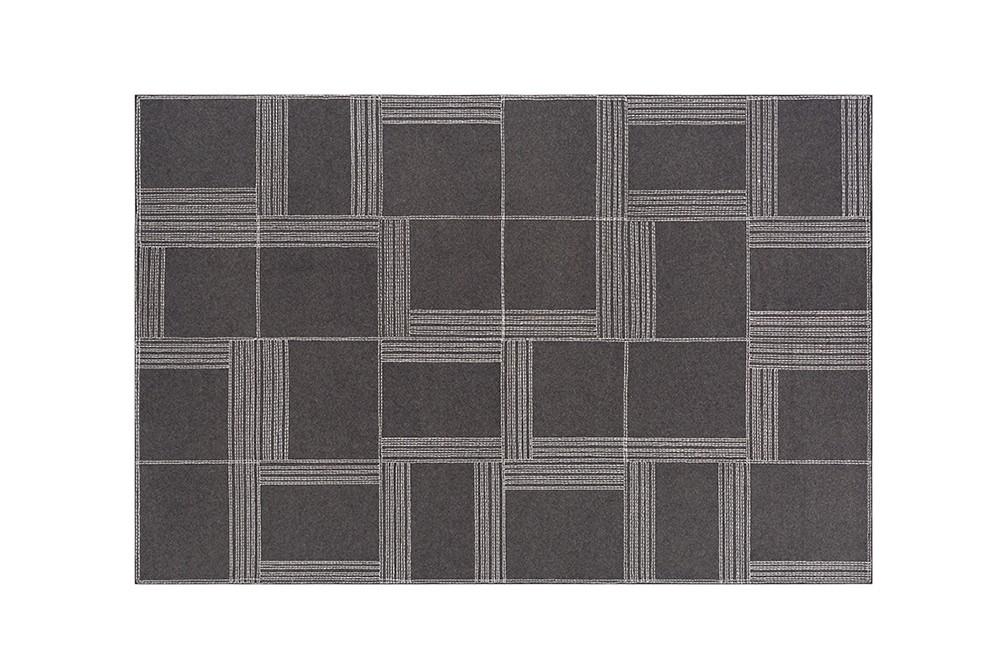Oryza Rug White, 160x240 cm