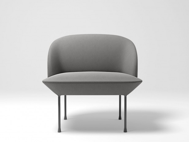 Oslo Lounge Chair Steelcut 2 160