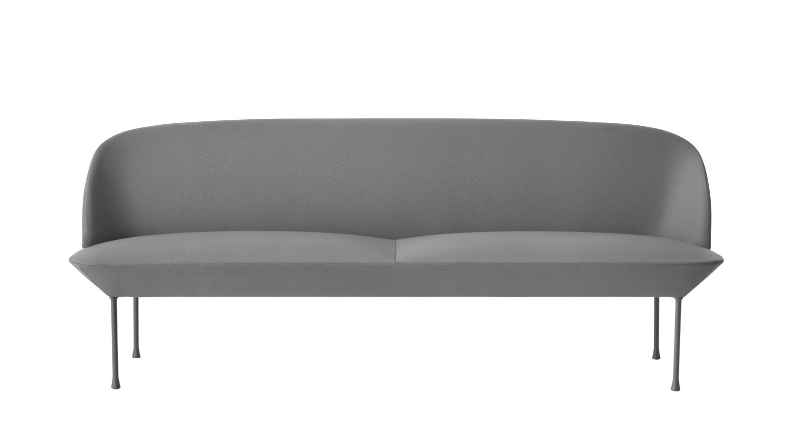 Oslo Sofa - 3 Seater Steelcut 2 160