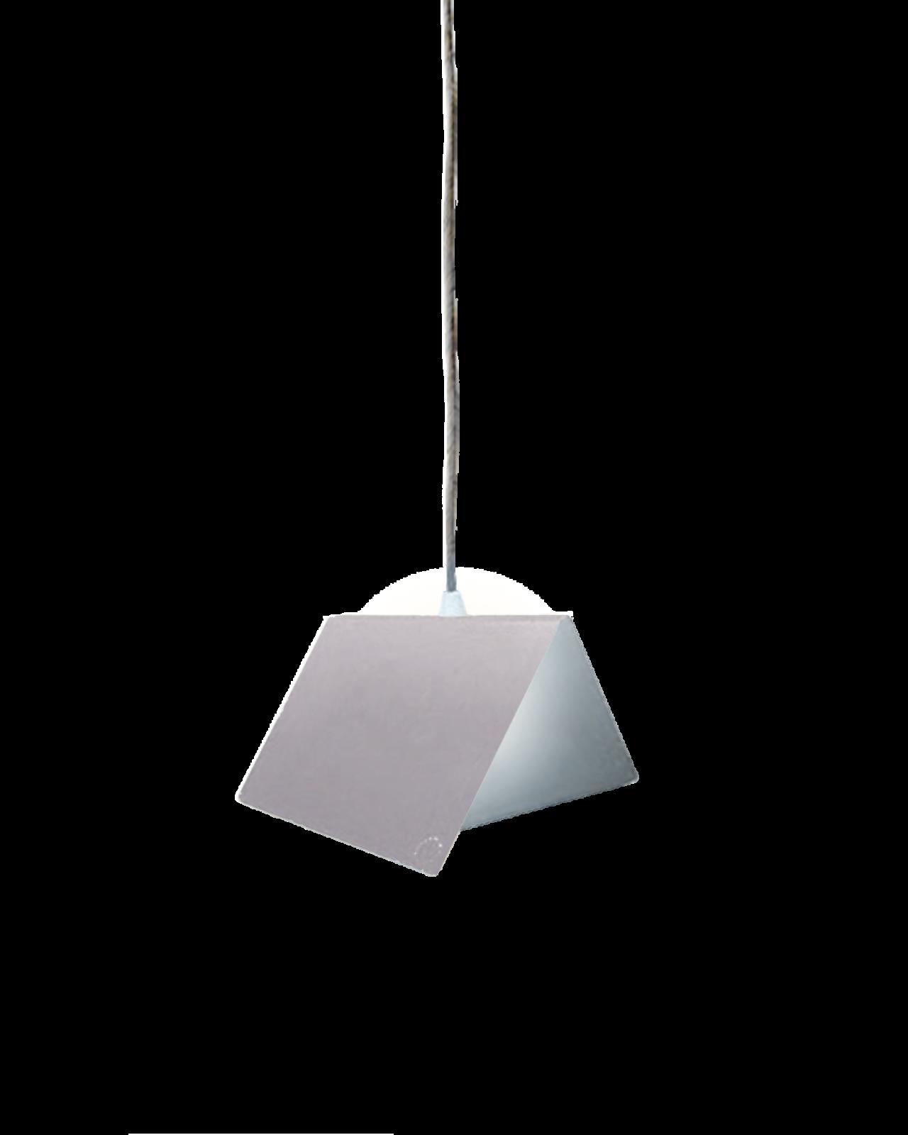 Papillon Pendant Light Light Grey