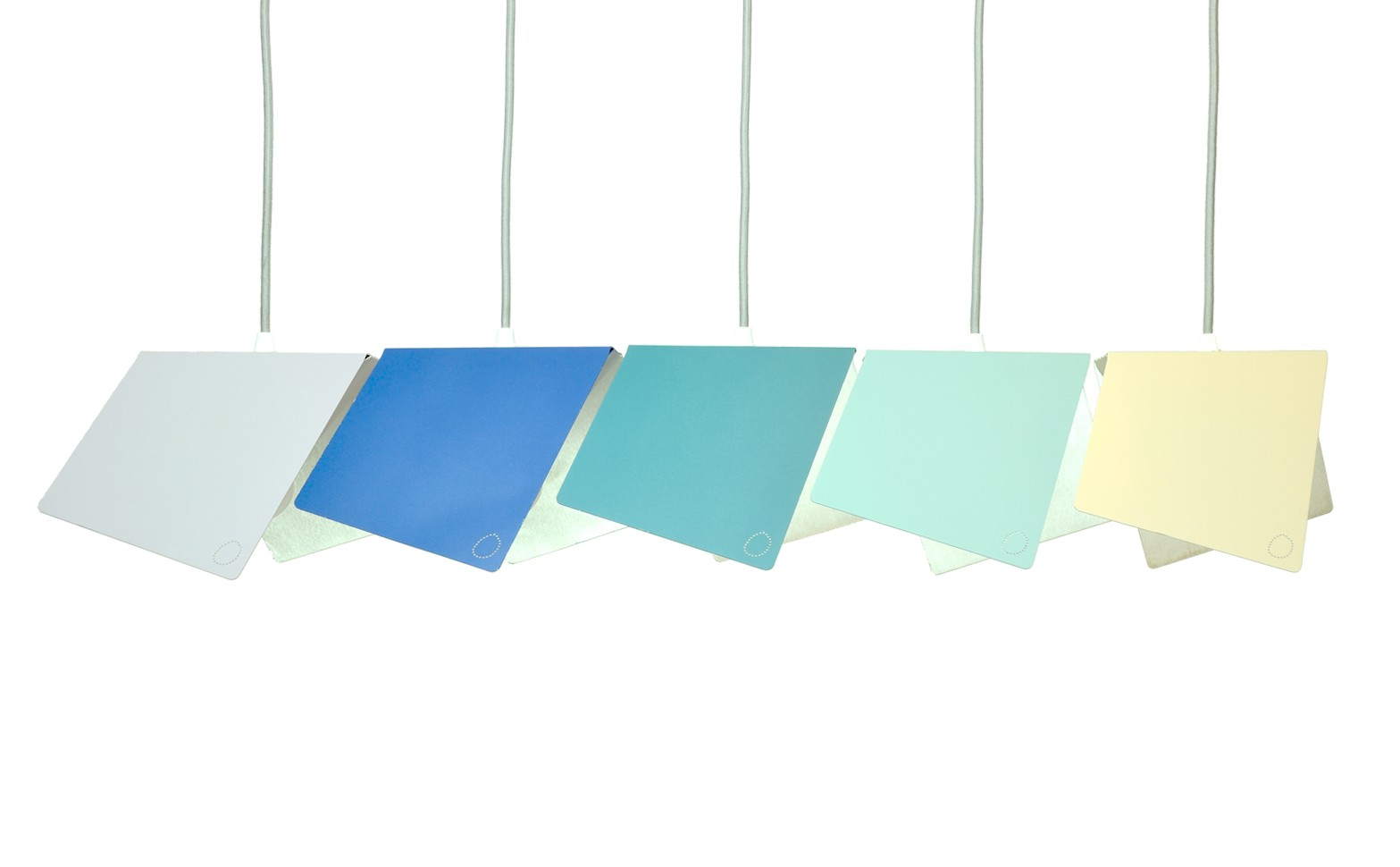 Papillon Pendant Light Set 2