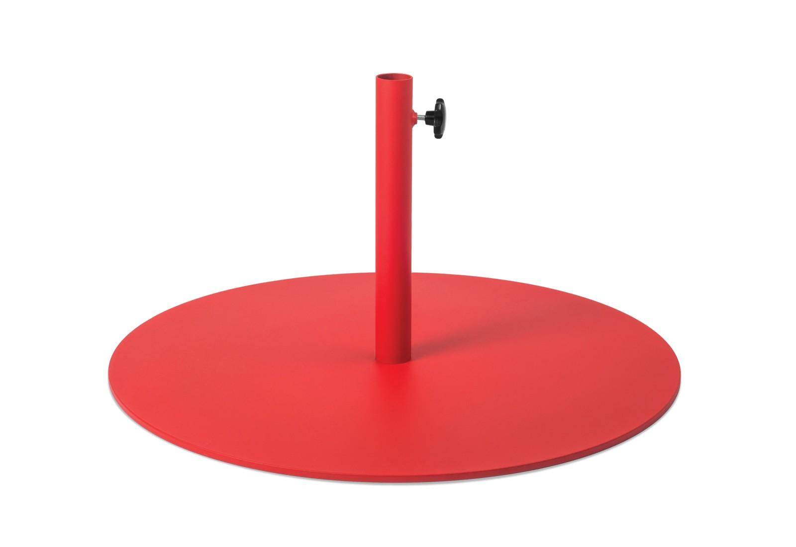 Parasol Base Red
