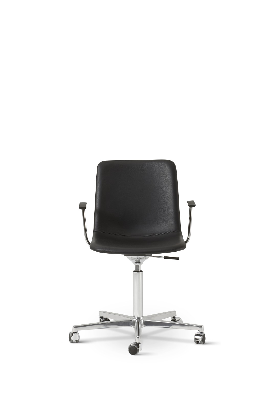 Pato Executive Office Armchair Chrome Steel, Remix 2 113