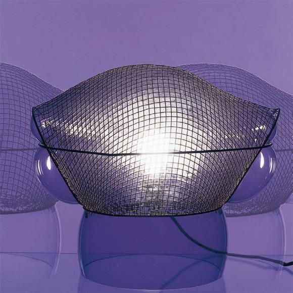 Patroclo Table Lamp Transparent