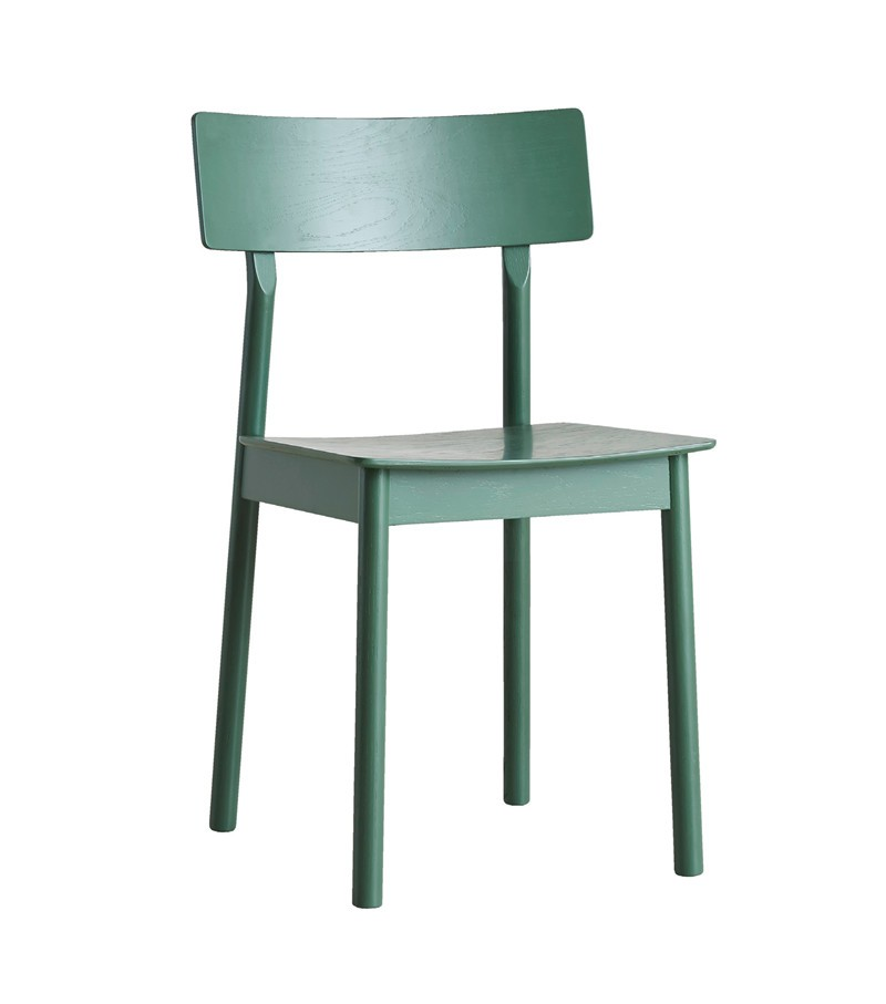 Pause dining chair - set of 2 Green