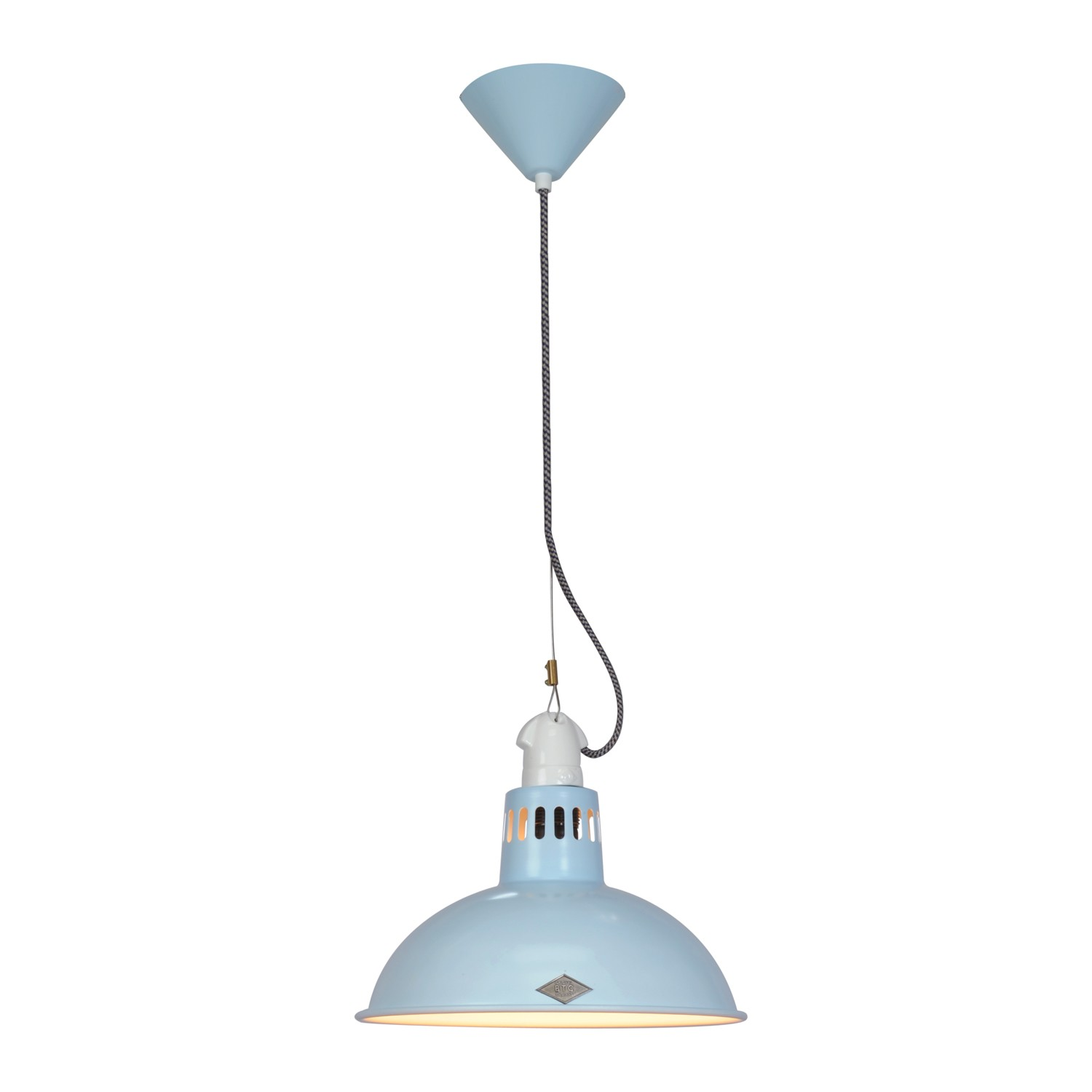 Paxo Pendant Light Light Blue