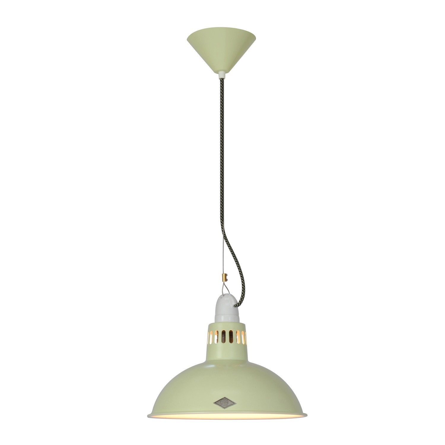 Paxo Pendant Light Light Green