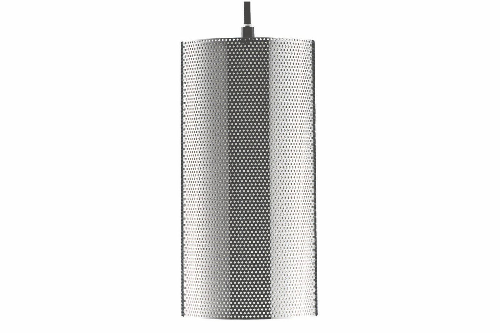 Pedrera H2O Pendant Light Gubi Metal Nickel