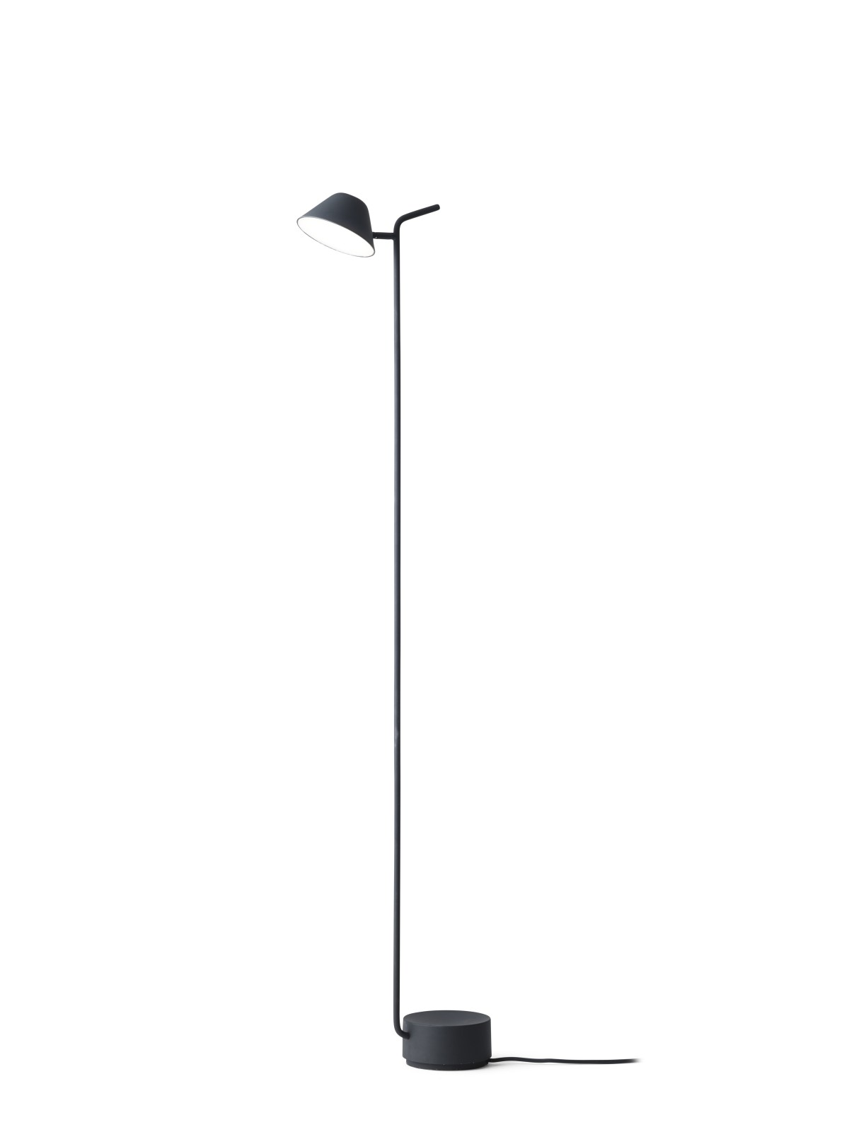 Peek Floor Lamp Black