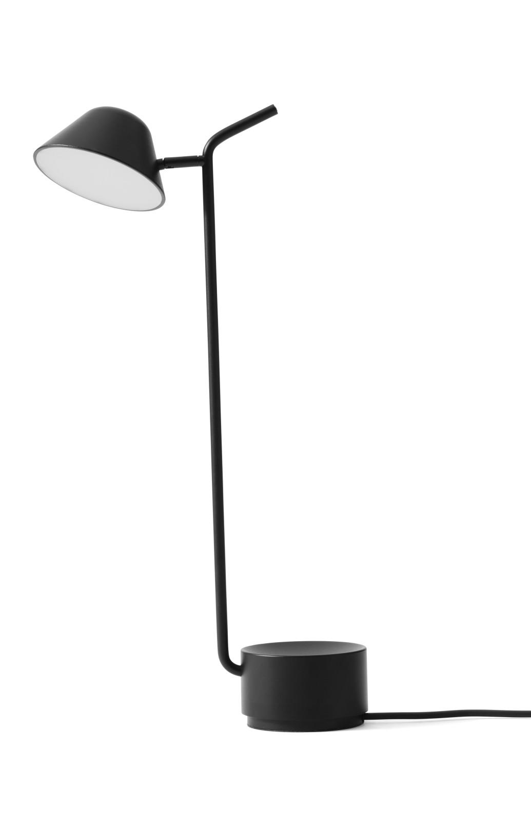 Peek Table Lamp Black