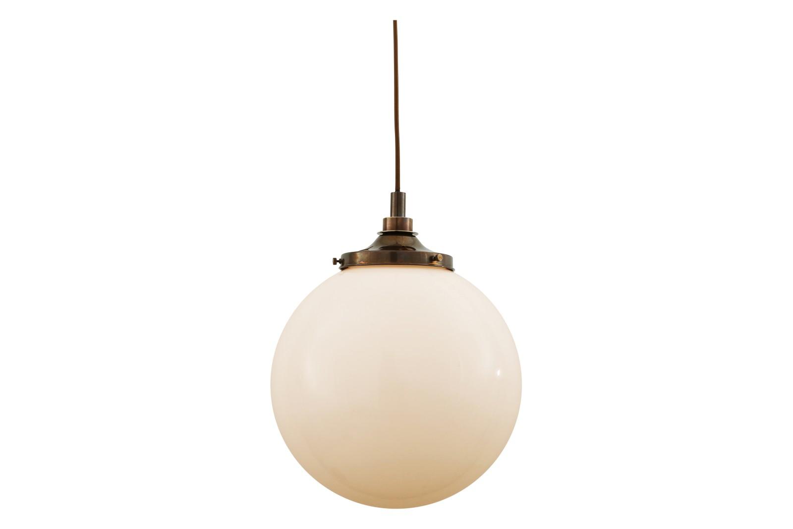 Pelagia Pendant Light Antique Brass