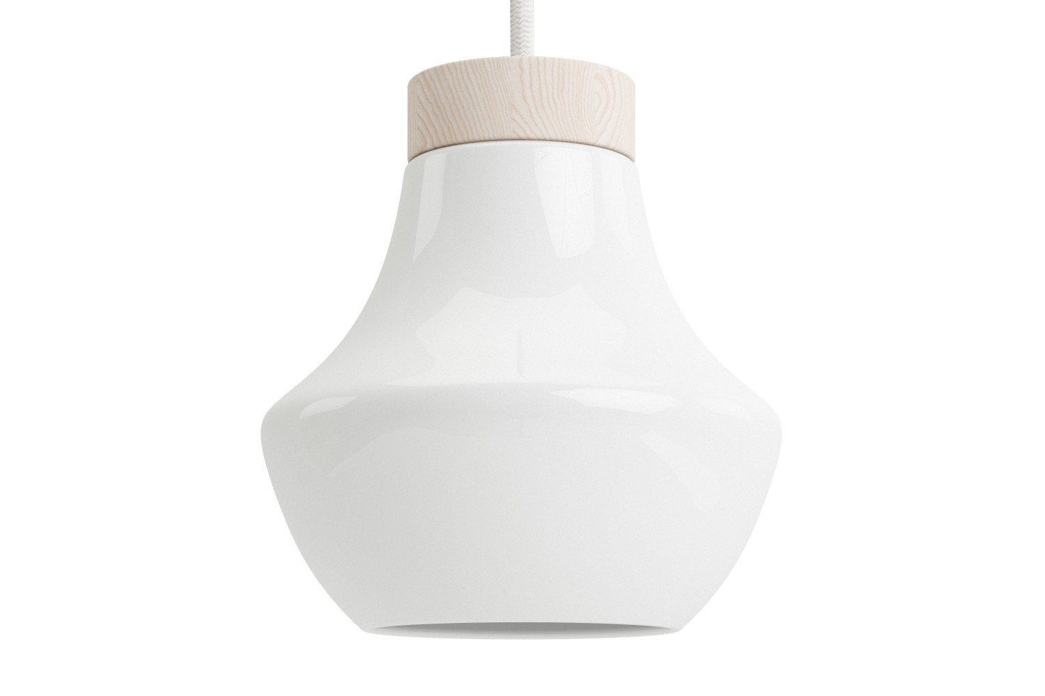 Pestrin Pendant Light White