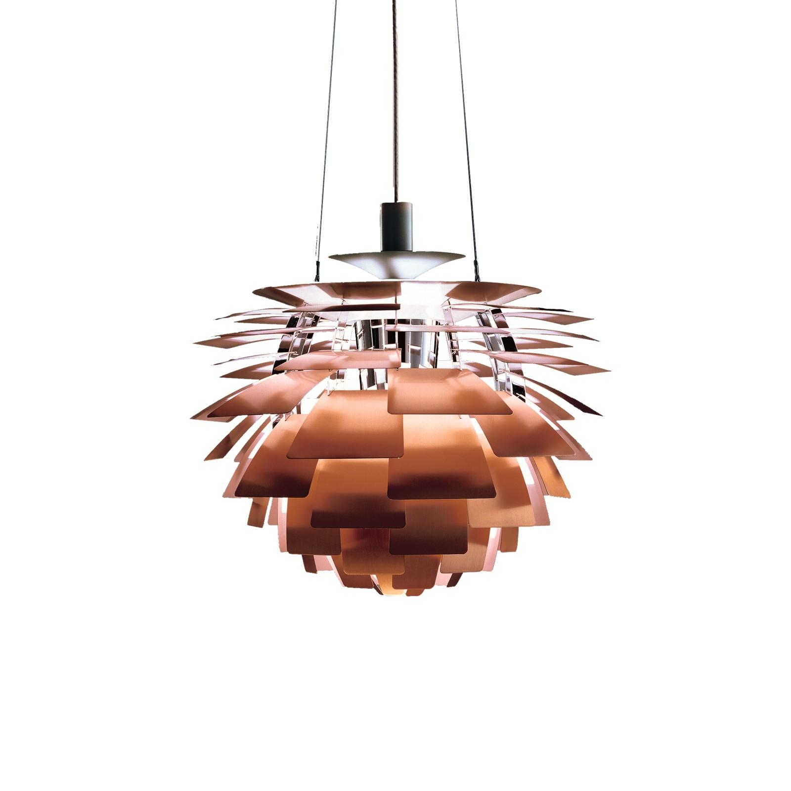 PH Artichoke Pendant Light 0 48, Copper