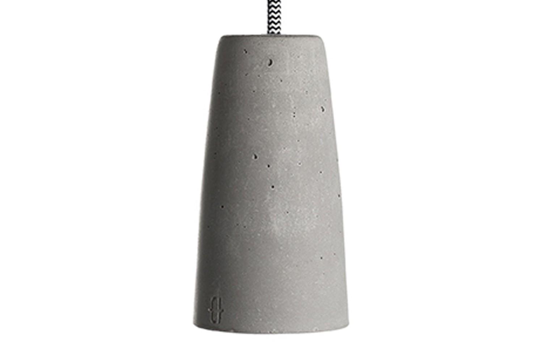 Phari Concrete Pendant Light 200 cm Cable Lenght