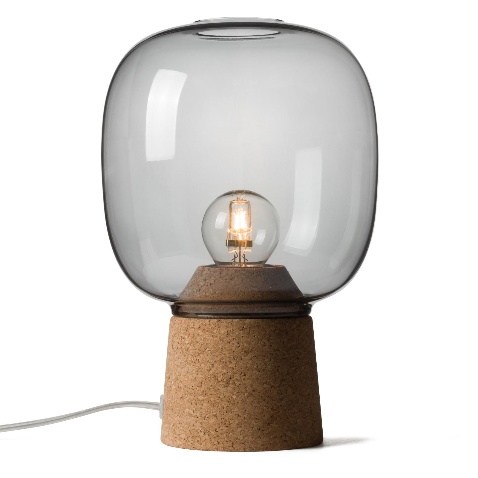 Picia Table Lamp Smoked