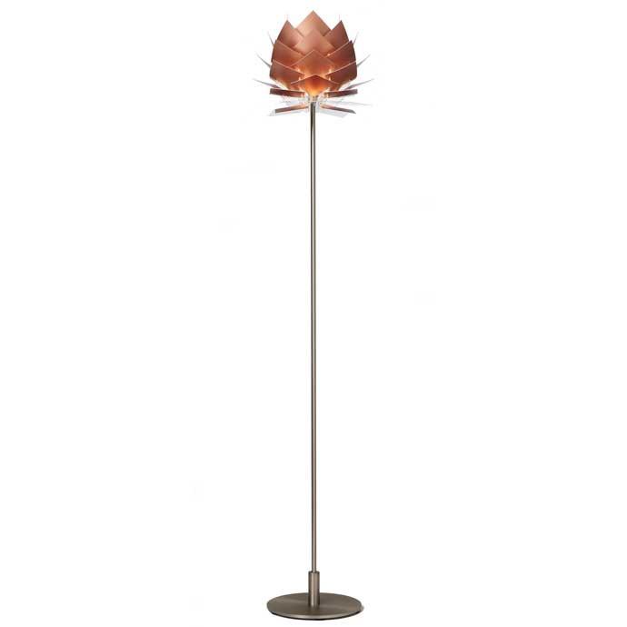 PineApple XS Floor Lamp - Set of 2 Copper