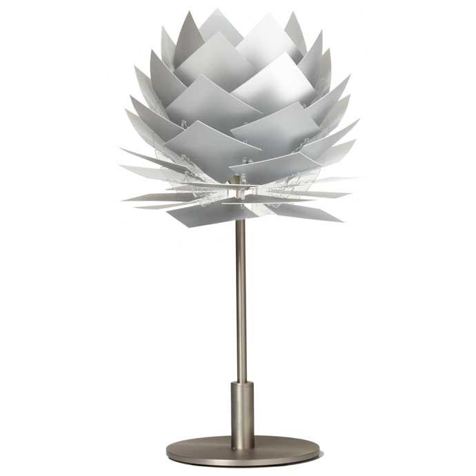 PineApple XS Table Lamp Aluminium