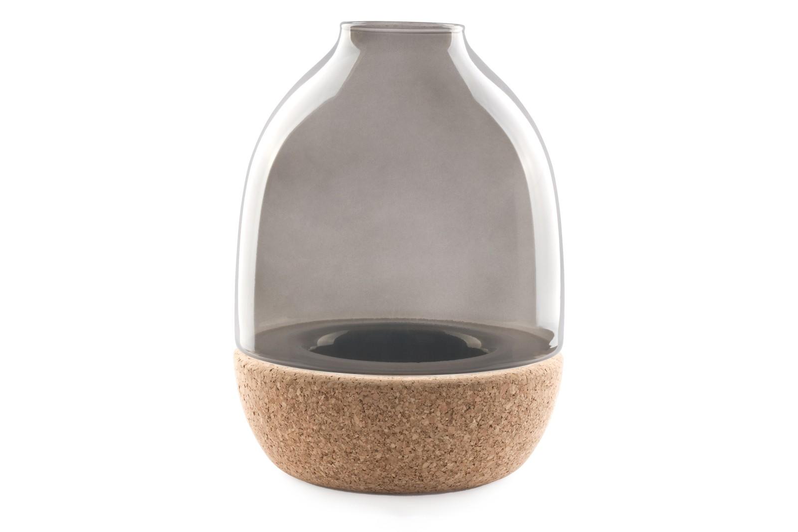 Pitaro Vase Smoked
