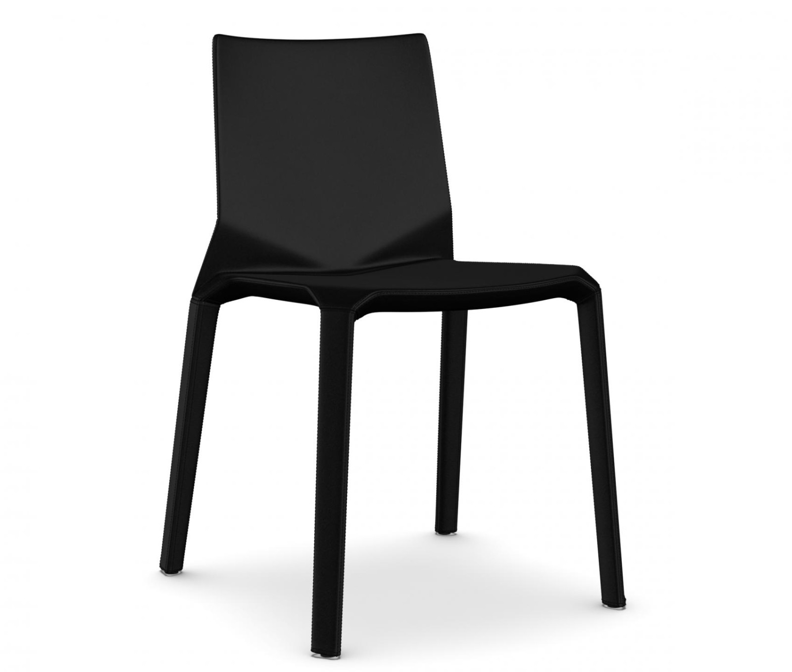 Plana Chair Upholstered A2593 - Extrema/AU 2250 black