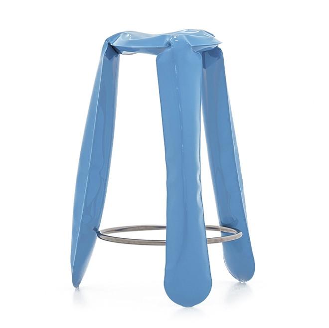 Plopp Barstool Blue